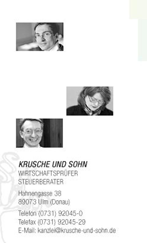 Foto de Sozietät Krusche und Sohn - Wirtschaftsprüfer und Steuerberater Ulm