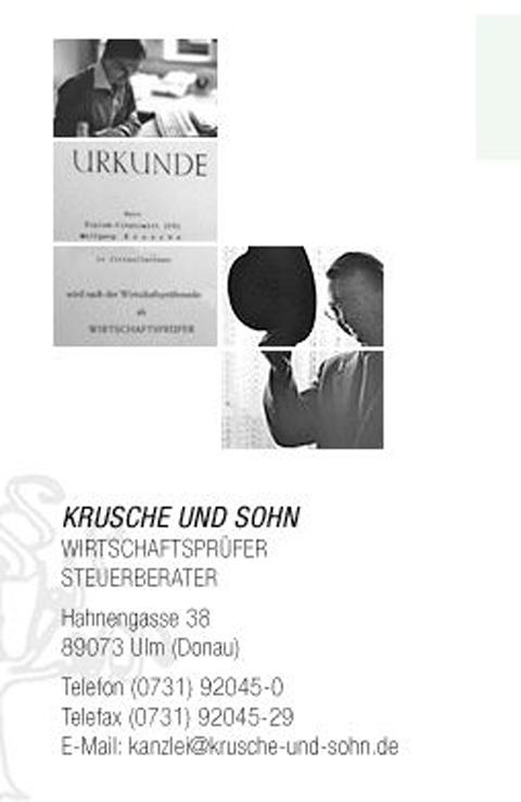 Foto de Sozietät Krusche und Sohn - Wirtschaftsprüfer und Steuerberater