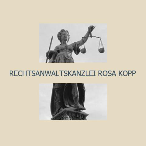 Rechtsanwaltskanzlei Rosa Kopp