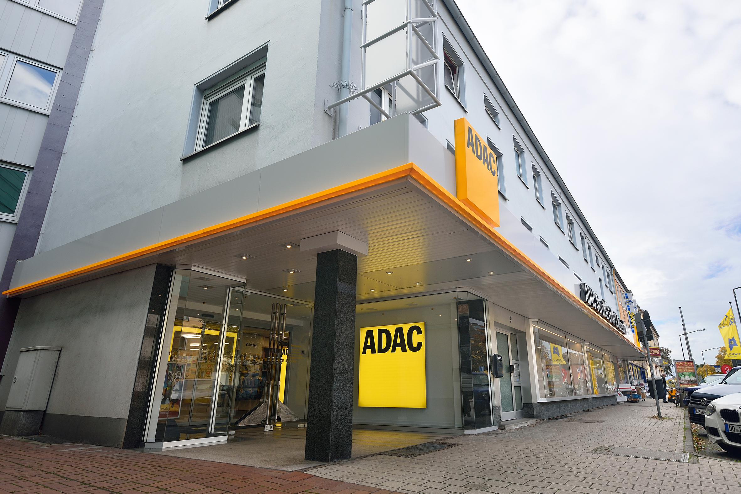 ADAC Geschäftsstelle & Reisebüro Wolfsburg