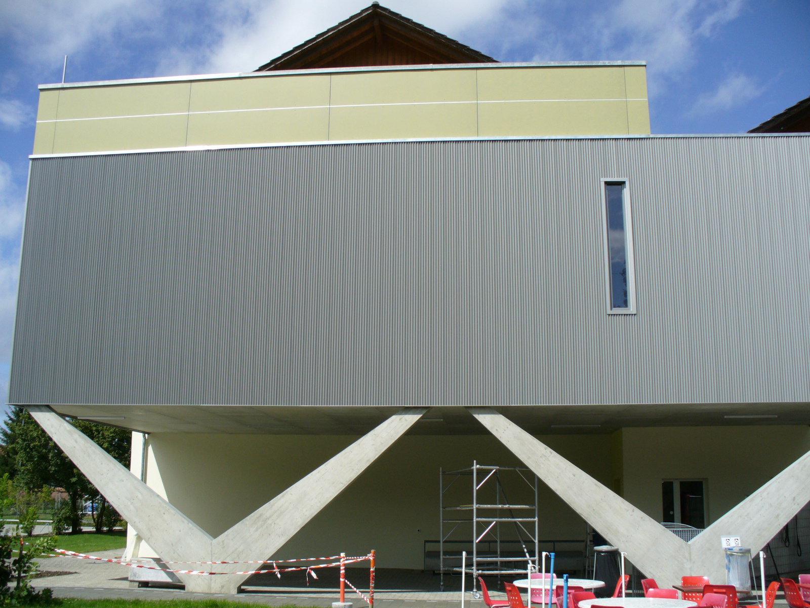 Christen Bedachungen Fassadenbau AG