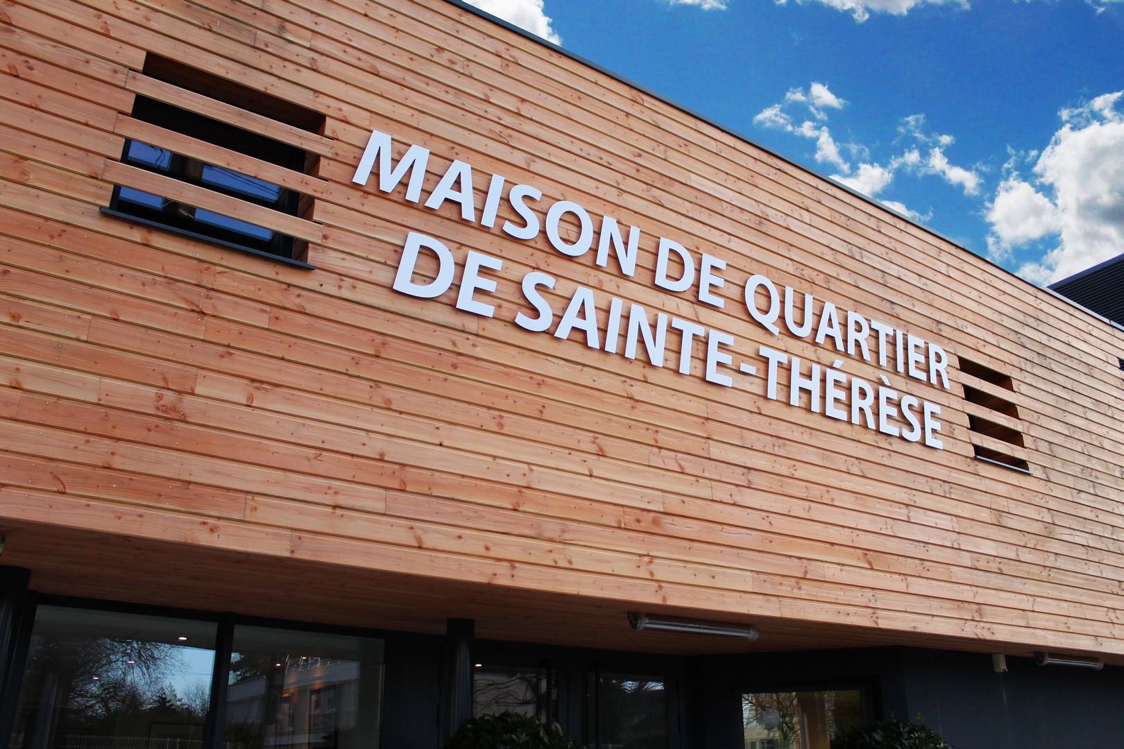 Maison de quartier de Sainte-Thérèse