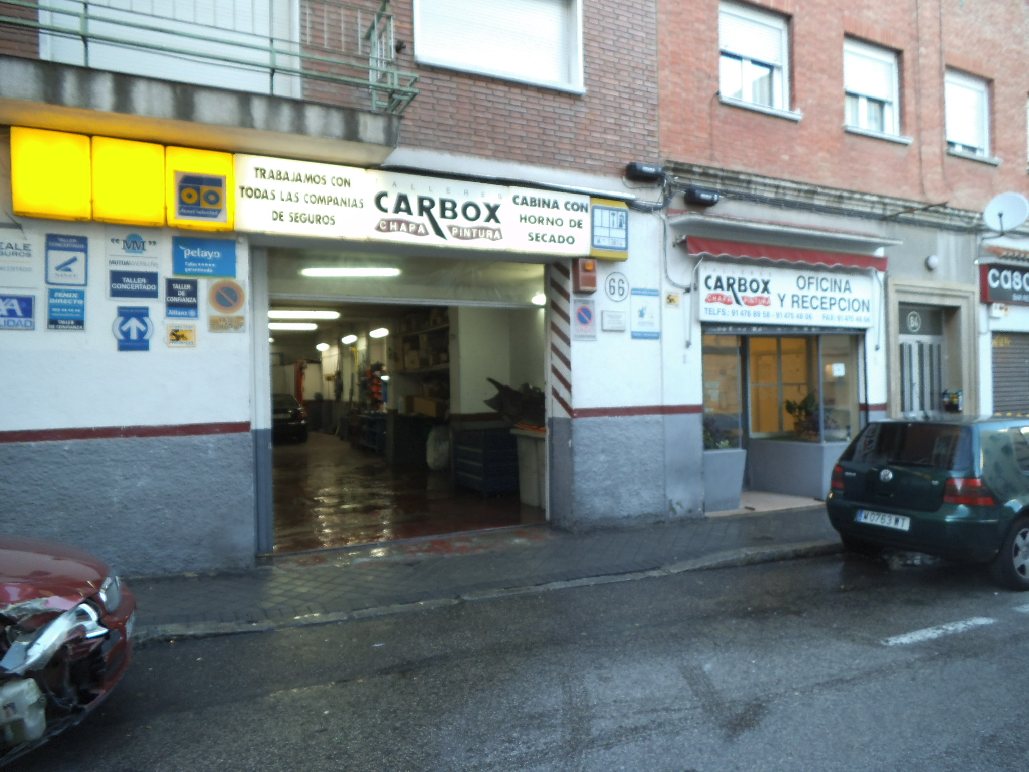 Talleres Carbox