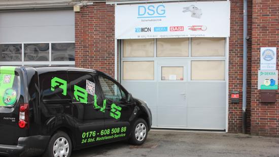 DSG Sicherheitstechnik | Schlüsseldienst Bochum in Bochum