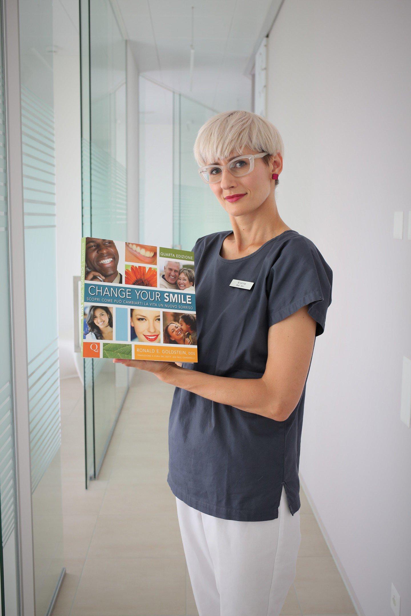 Dr. med. dent. Ziedas Kristina e Rytis