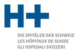 H+ Die Spitäler der Schweiz