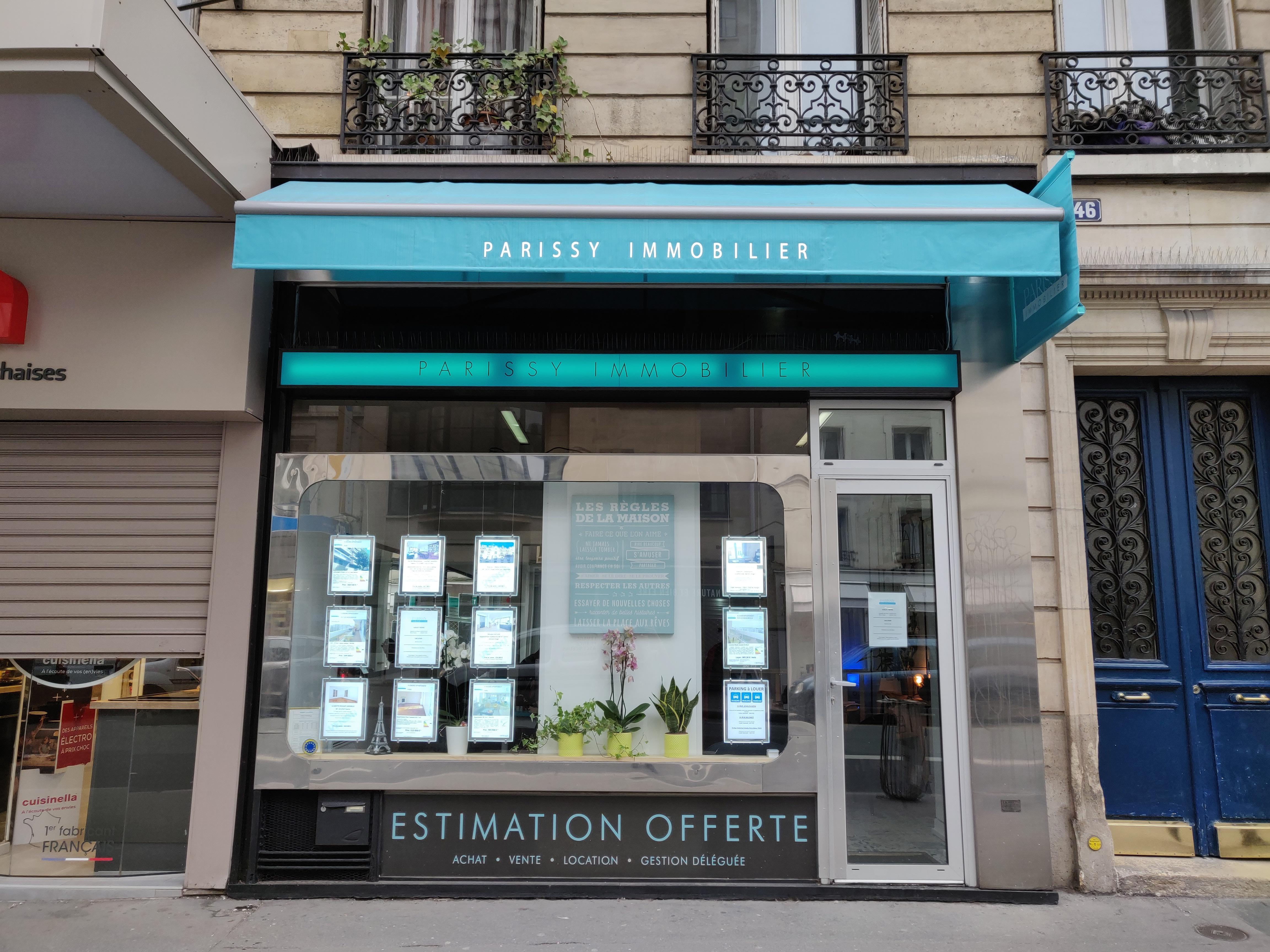 PARISSY Immobilier