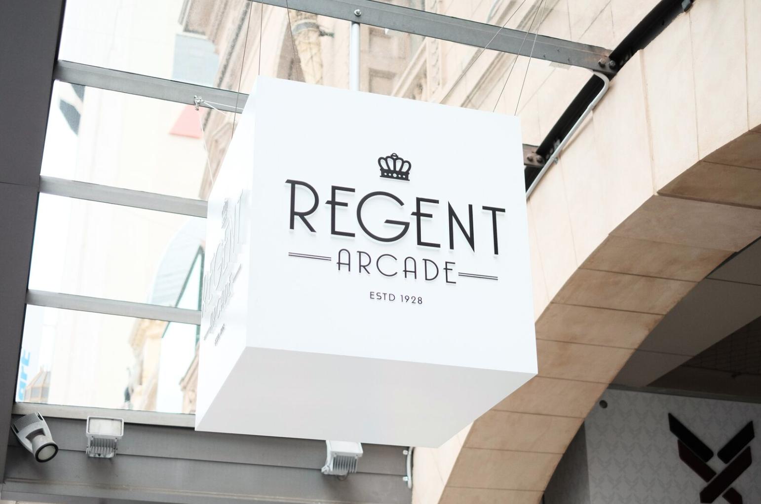 Foto de Regent Arcade Adelaide