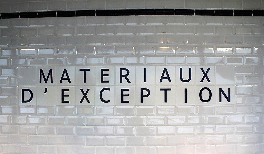 MATERIAUX D'EXCEPTION SA