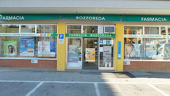 Farmacia Bozzoreda SA