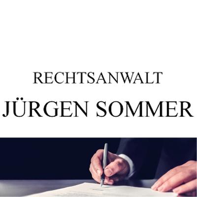 Jürgen Sommer Rechtsanwalt