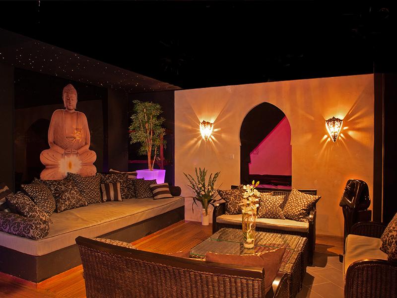Lounge et Spa