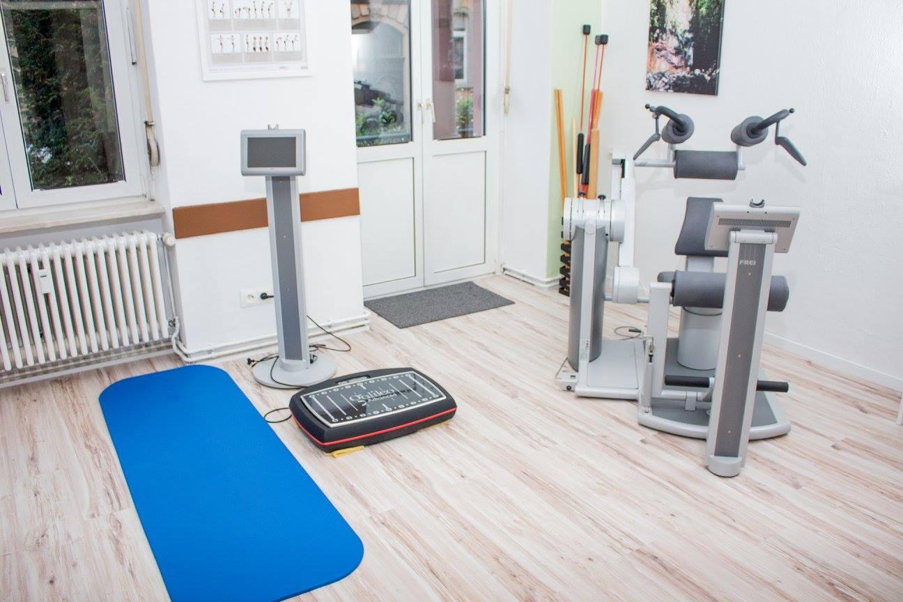 Vital-Konzept Praxis für Physiotherapie und Osteopathie