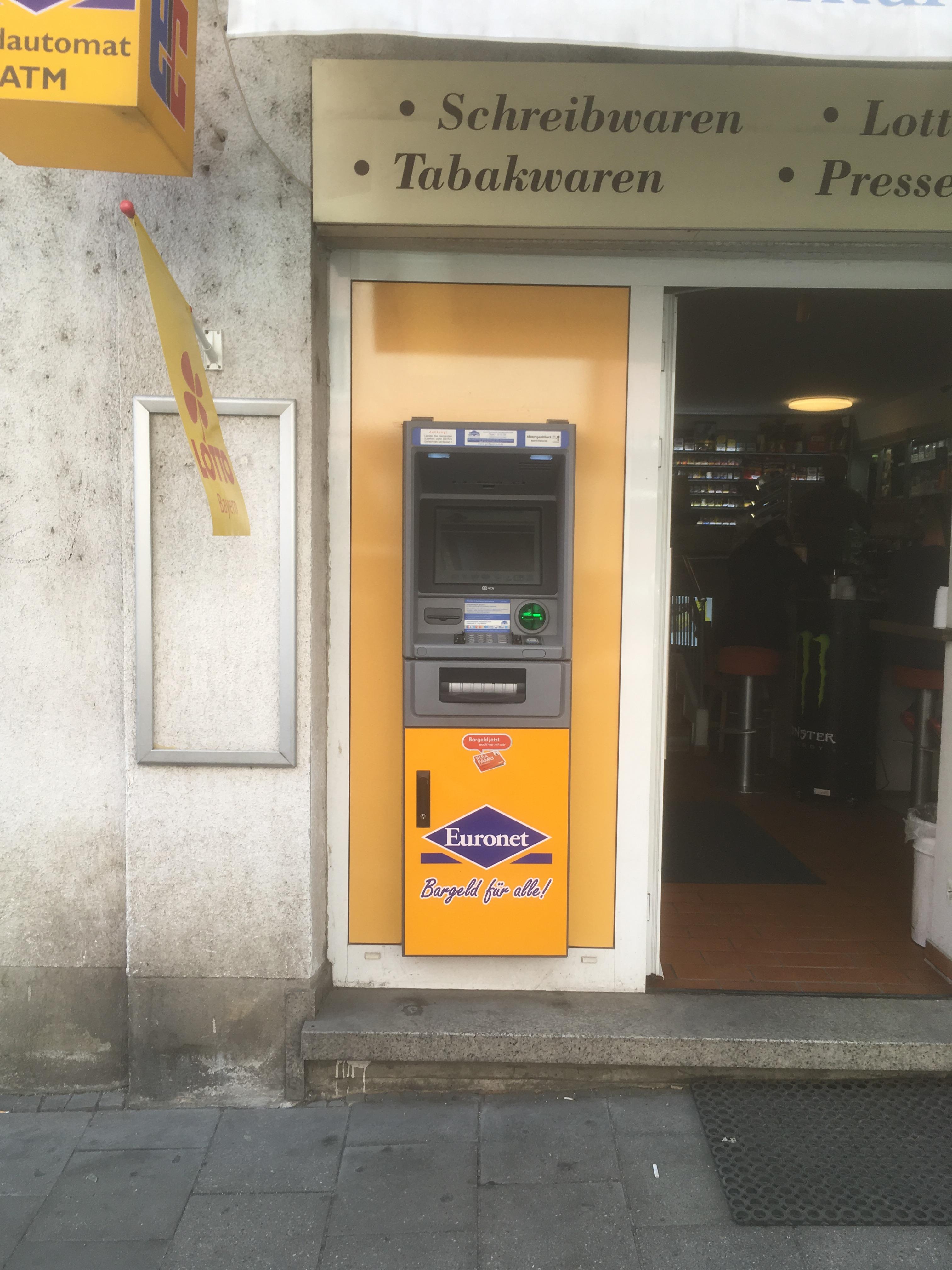 Foto de Euronet - Geldautomat - ATM