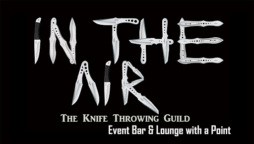 In the Air - The Knife Throwing Guild