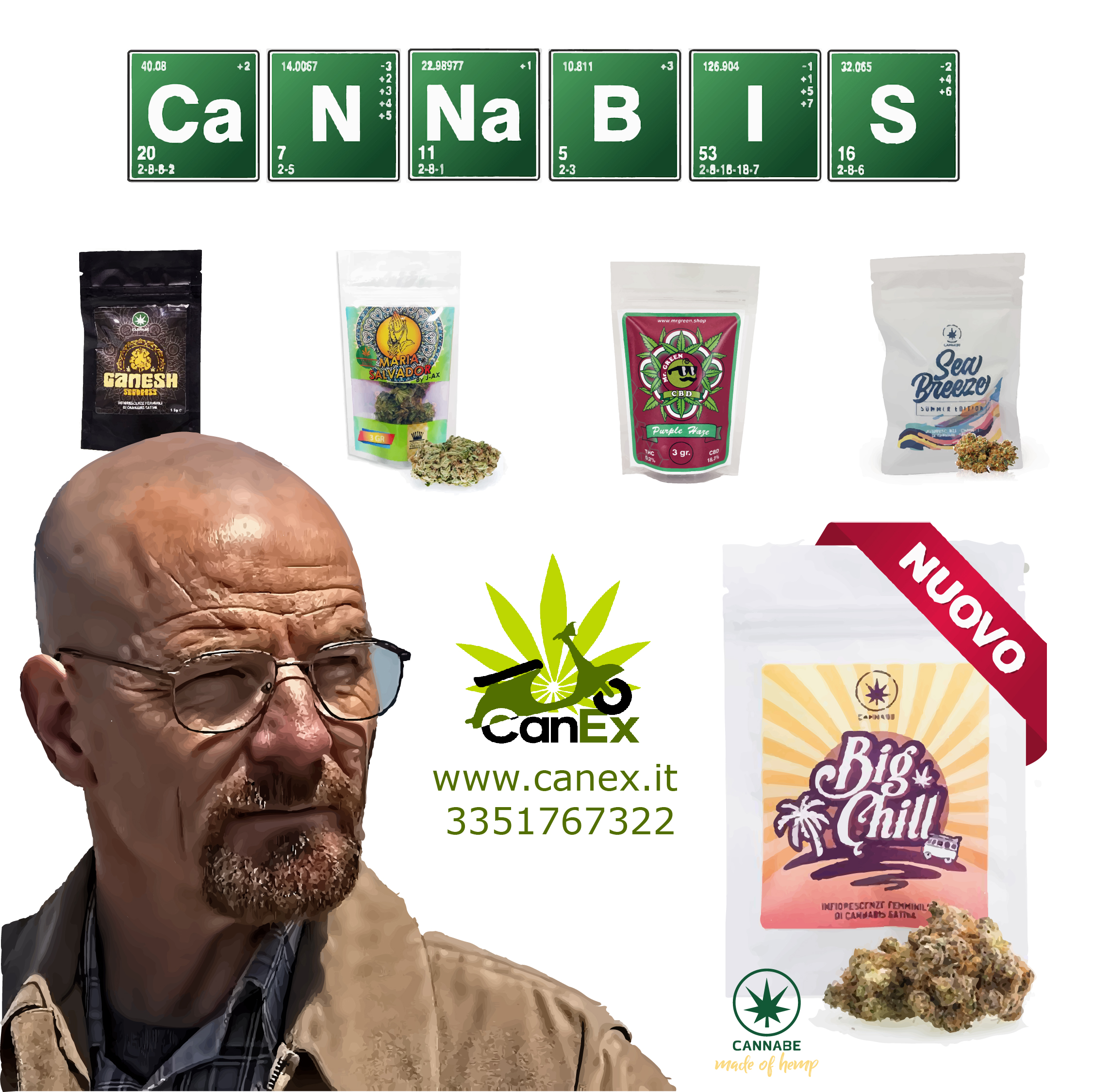 CanEx | Cannabis Express Delivery