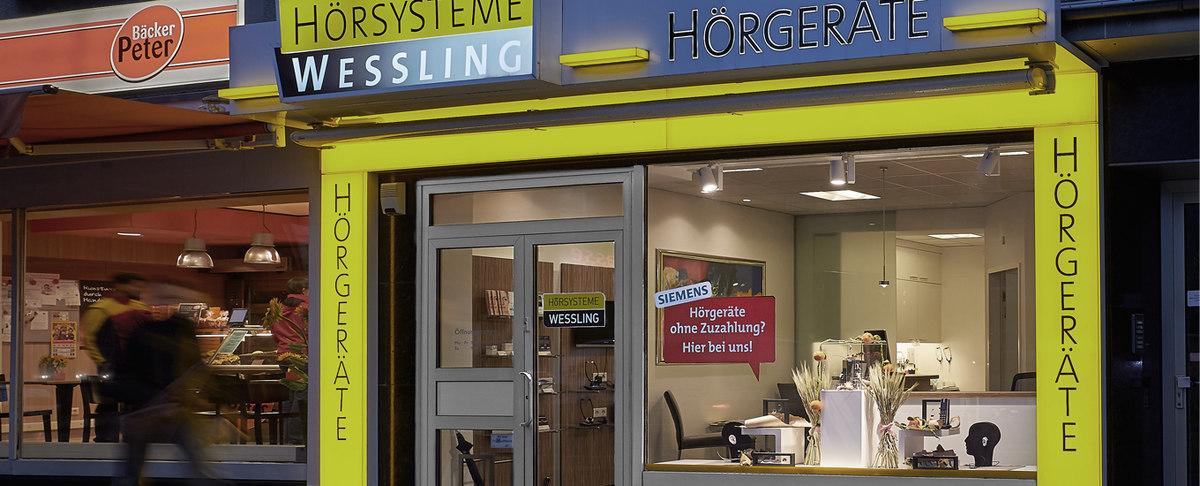 Hörsysteme Wessling Holsterhausen