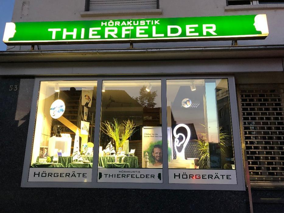 Hörakustik Thierfelder, Hauptstraße in Dreieich