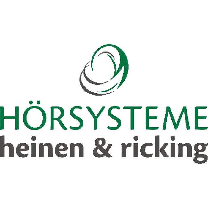 Bild zu Hörsysteme Heinen & Ricking GmbH in Mülheim an der Ruhr