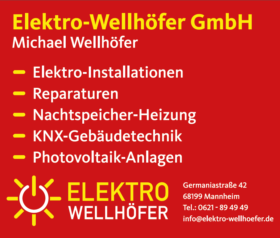 Elektro-Wellhöfer GmbH