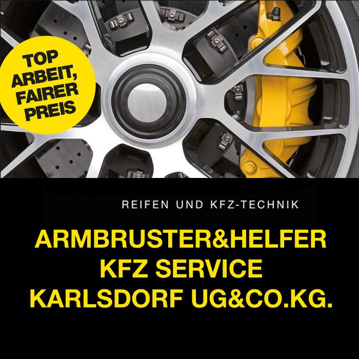 Bild zu Armbruster&Helfer Kfz Service Karlsdorf UG&Co.KG in Karlsdorf Neuthard