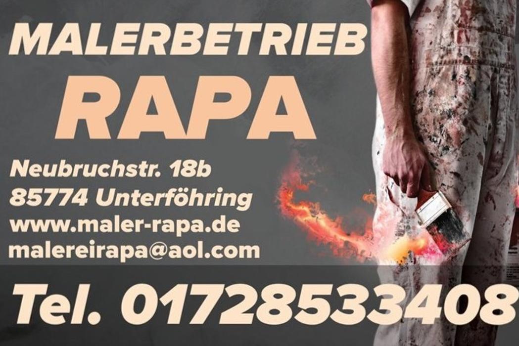 Bild zu Malerbetrieb Christian Rapa in Unterföhring