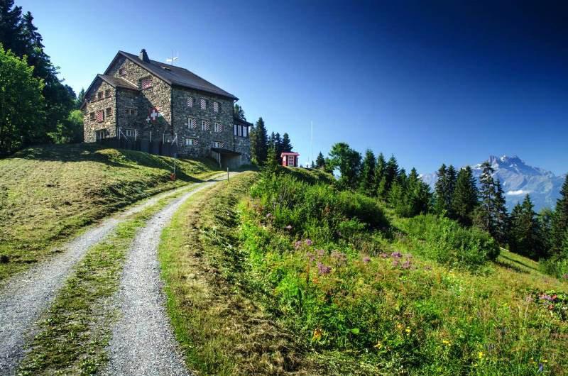 Maison de Montagne de Bretaye