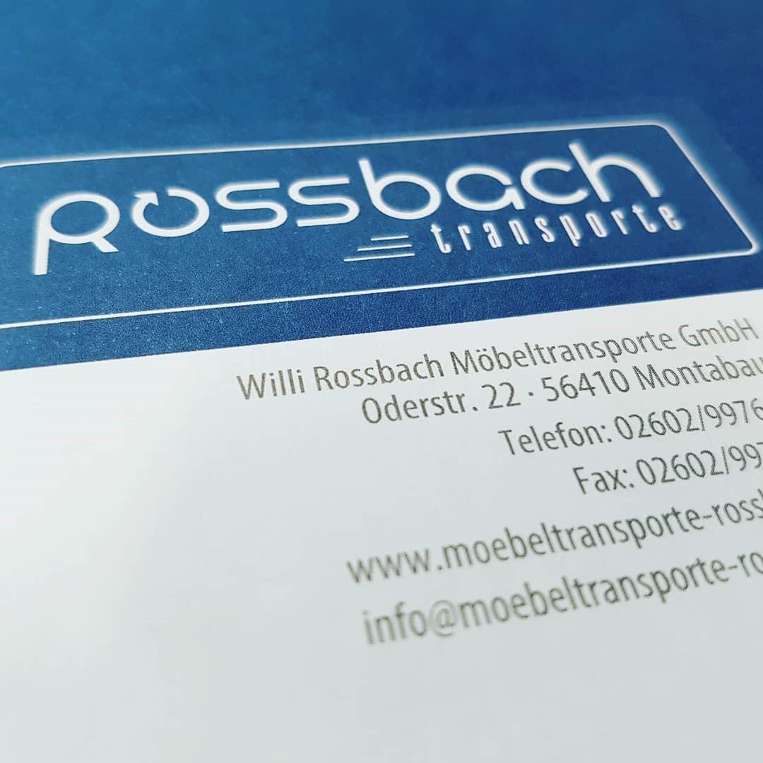 Willi Rossbach Möbeltransporte GmbH