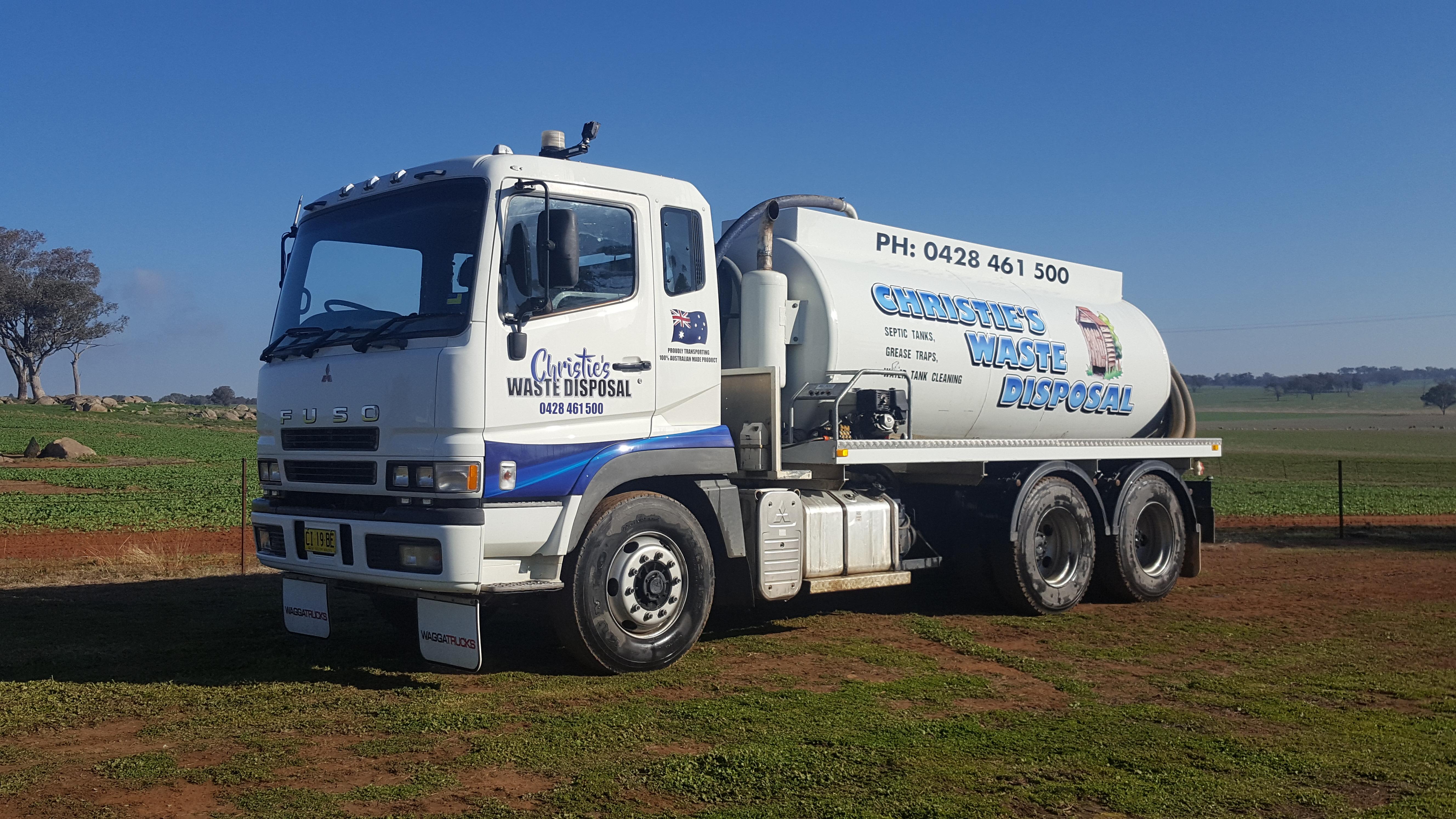 Christie's Waste Disposal - Ulladulla, NSW 2539 - 0428 461 500   ShowMeLocal.com