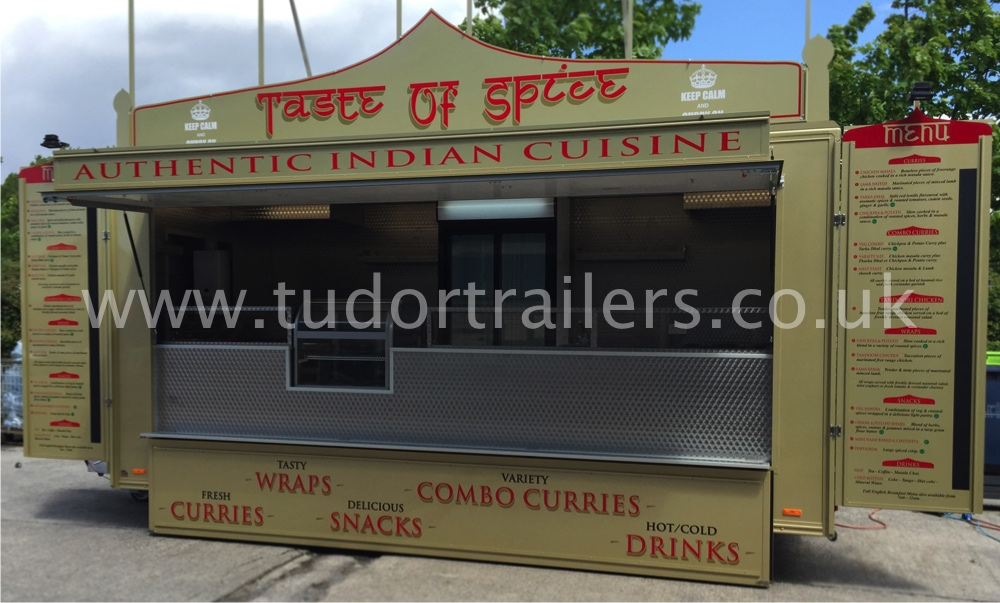 Tudor Catering Trailers