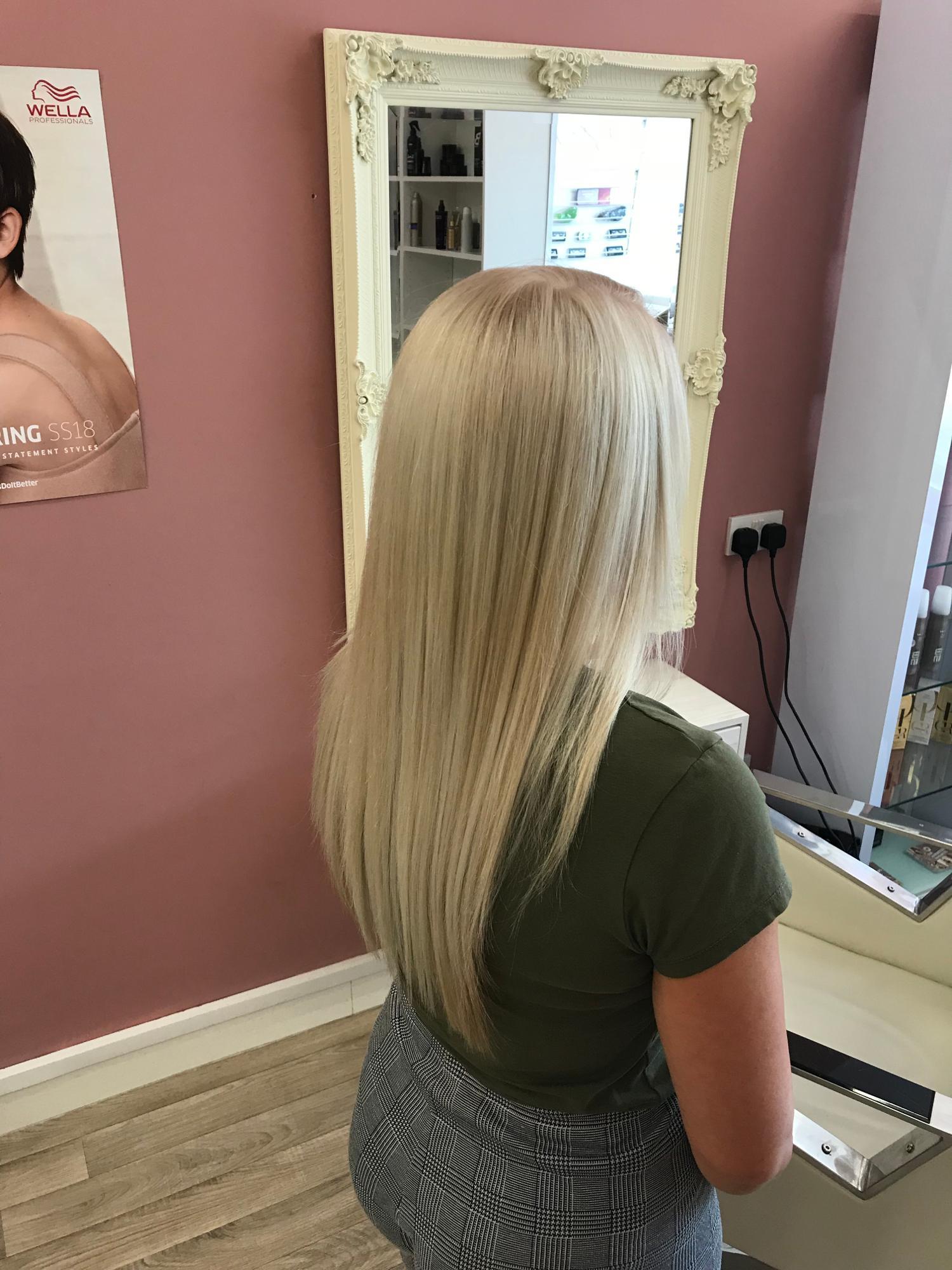 The Salon At Kenton Newcastle Upon Tyne Hairdressers