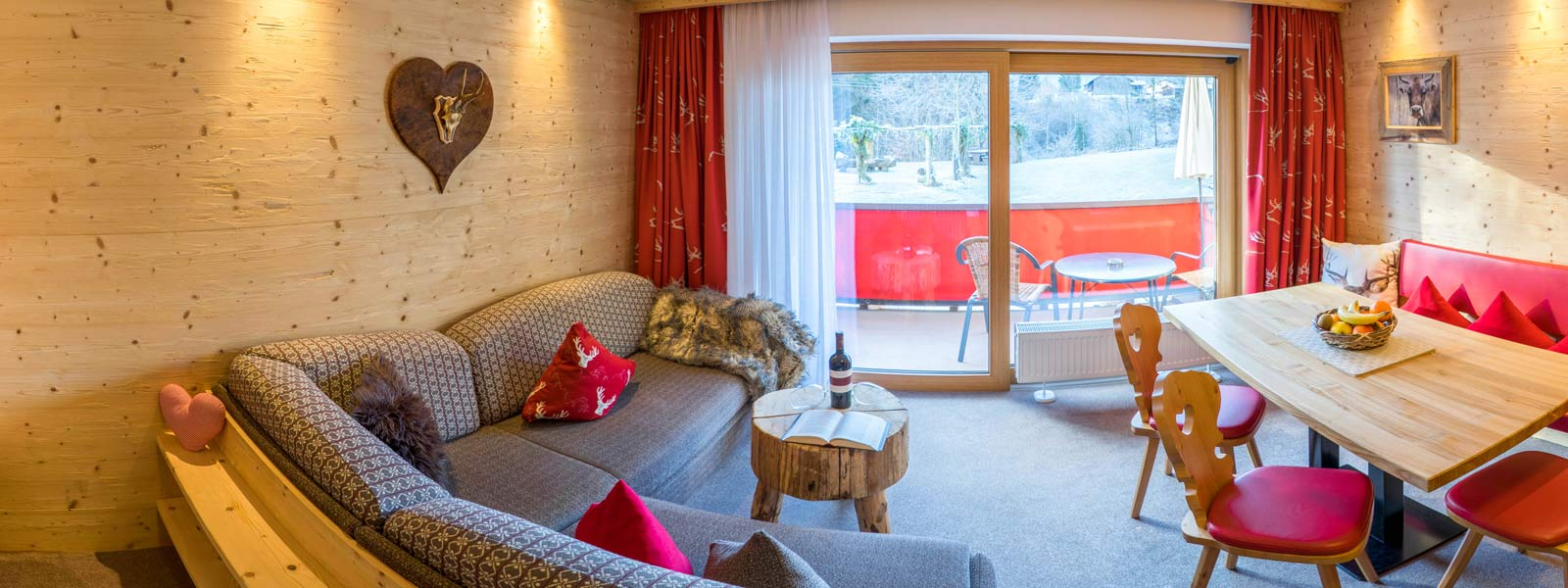 Brunnenhof Oberstdorf Ferienwohnung mit Hotelservice