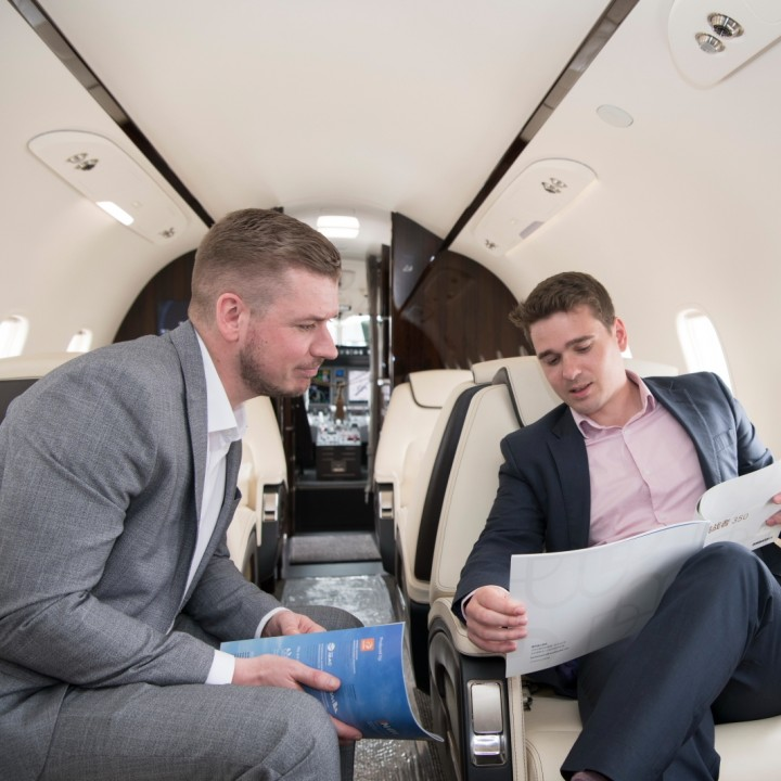 Private Jet Charter PLC