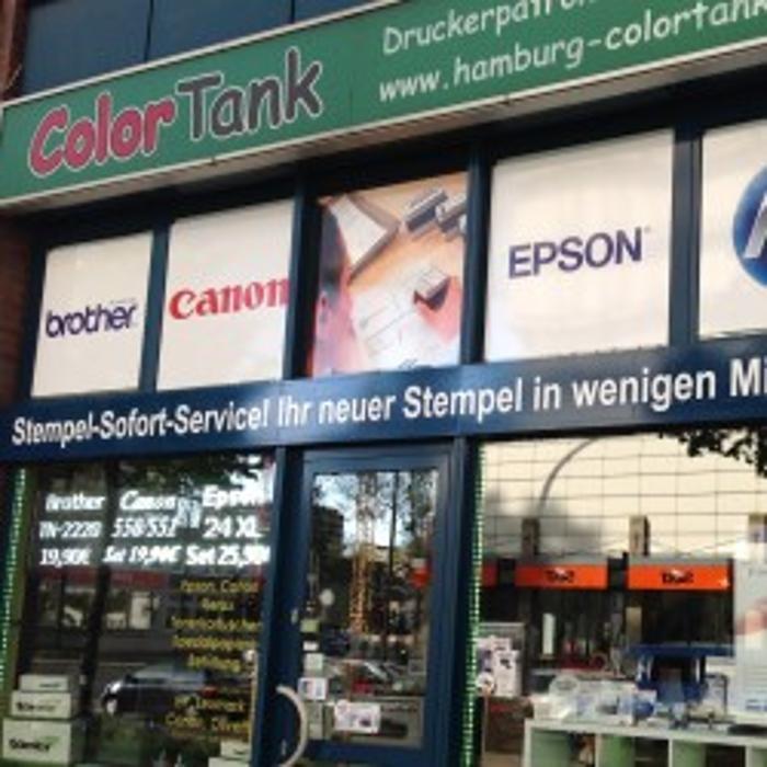 ColorTank in Hamburg