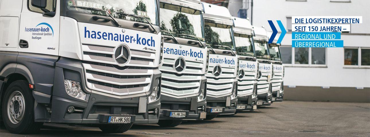 hasenauer+koch, Int. Umzüge Lagerung Archivierung