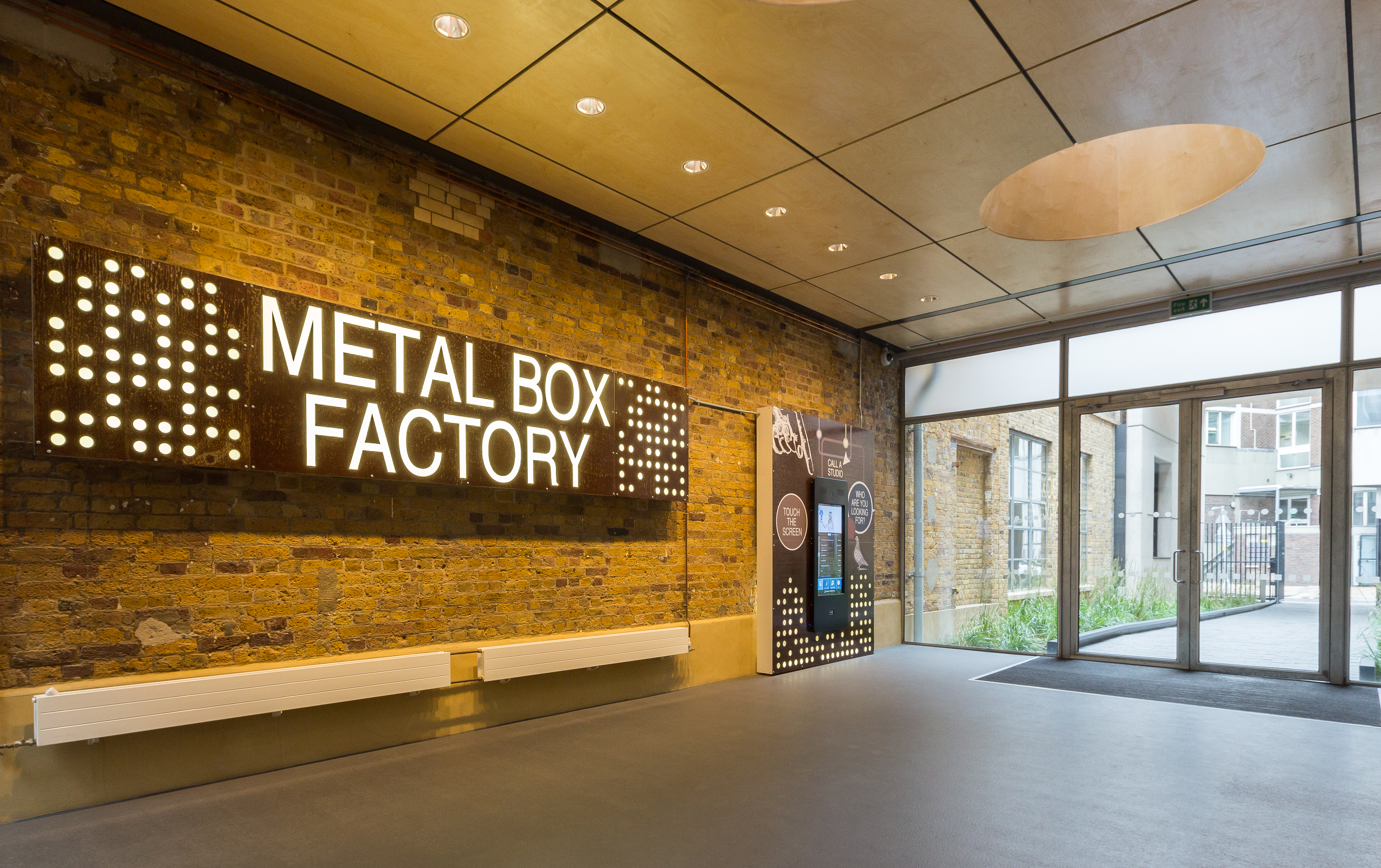 Workspace   Metal Box Factory