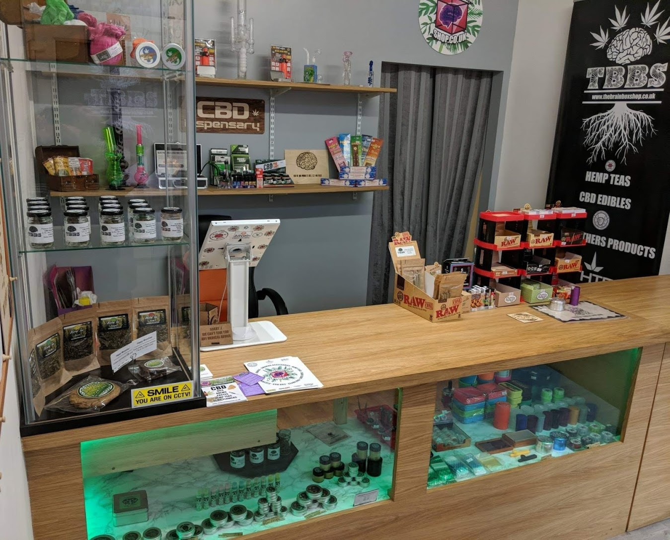 The Brain Box Shop Ltd - CBD Dispensary - Swansea, West Glamorgan SA1 1LW - 01792 466781 | ShowMeLocal.com
