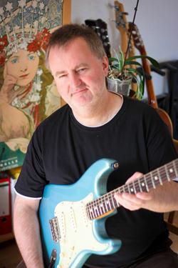 Günther Stangl Gitarrenlehrer für Erwachsene