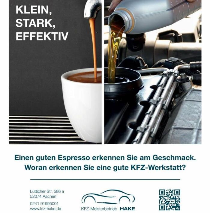 Bild zu Kfz-Meisterbetrieb Hake in Aachen