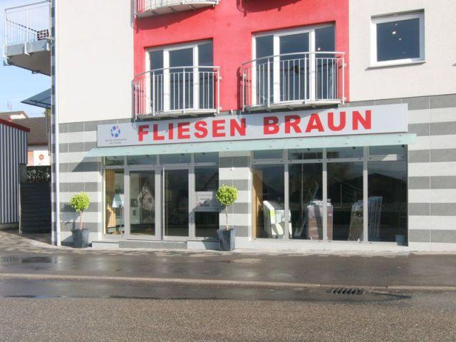 Fliesen Braun