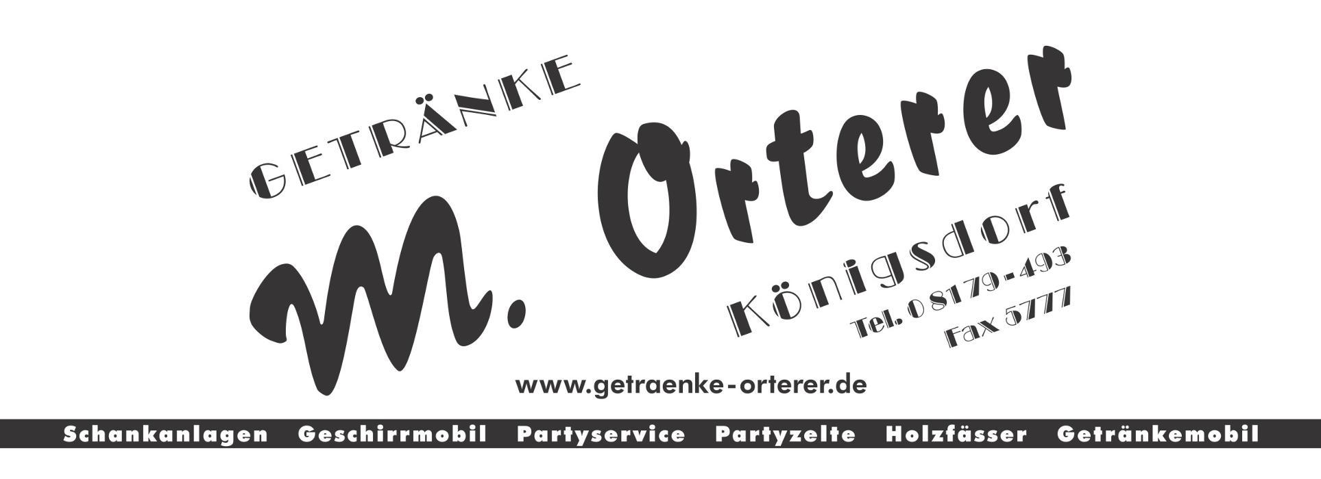 Getränke M. Orterer • Königsdorf, Hauptstraße 50 - Öffnungszeiten ...