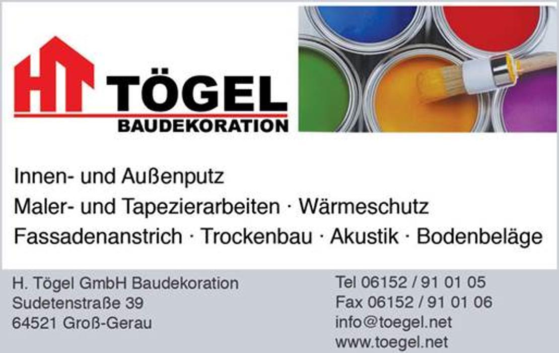 Bild zu Tögel GmbH in Groß Gerau