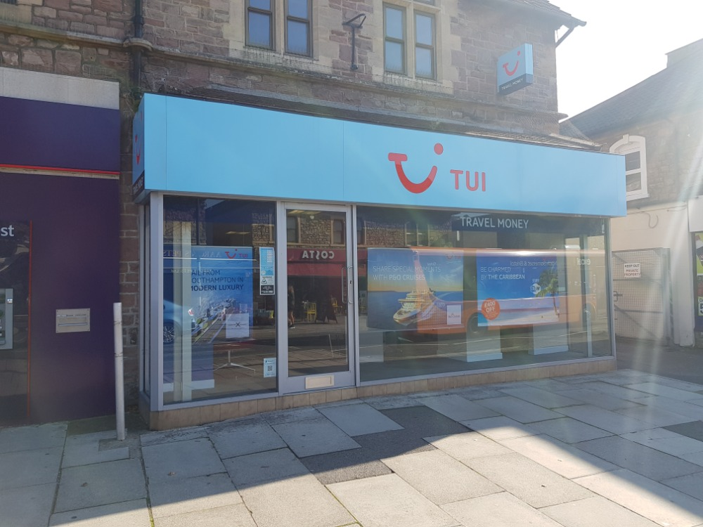 TUI Holiday Store - Portishead, Somerset BS20 6AB - 01275 818000 | ShowMeLocal.com
