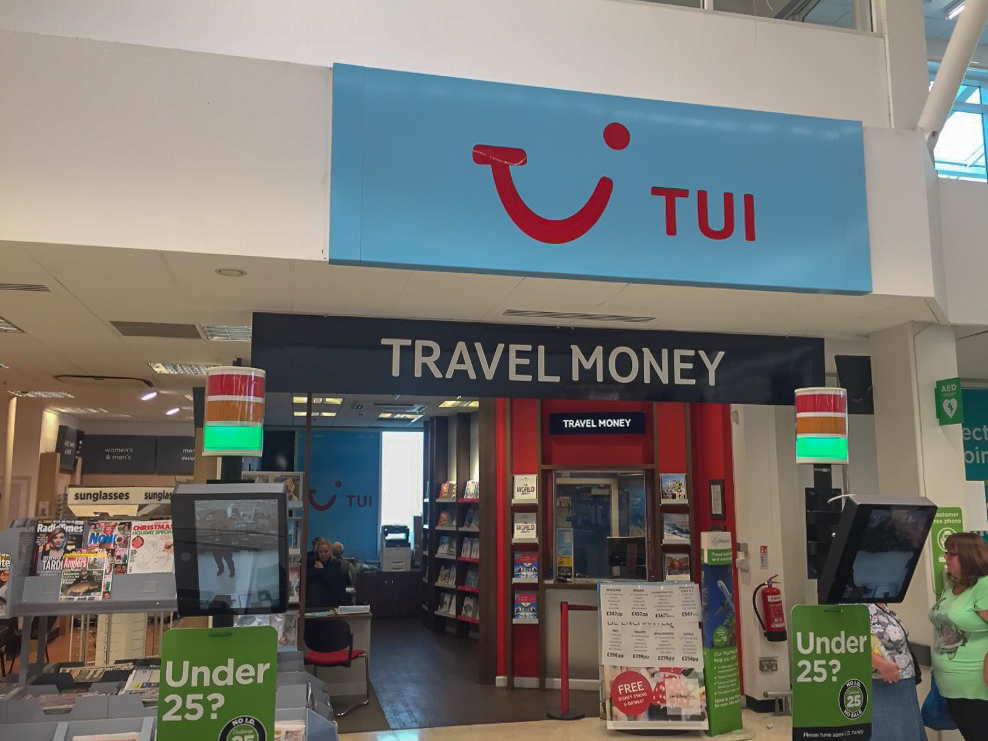 TUI Holiday Store - Sheffield, South Yorkshire S13 9LR - 01142 445370 | ShowMeLocal.com
