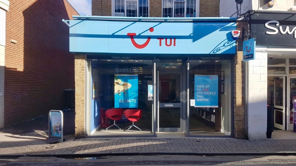 TUI Holiday Store - Cirencester, Gloucestershire GL7 1HY - 01285 644400   ShowMeLocal.com