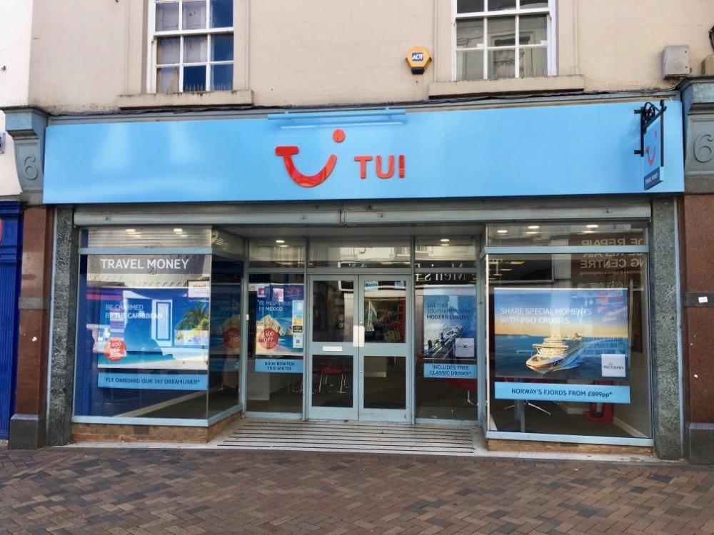 TUI Holiday Store - Banbury, Oxfordshire OX16 5DZ - 01295 277014   ShowMeLocal.com