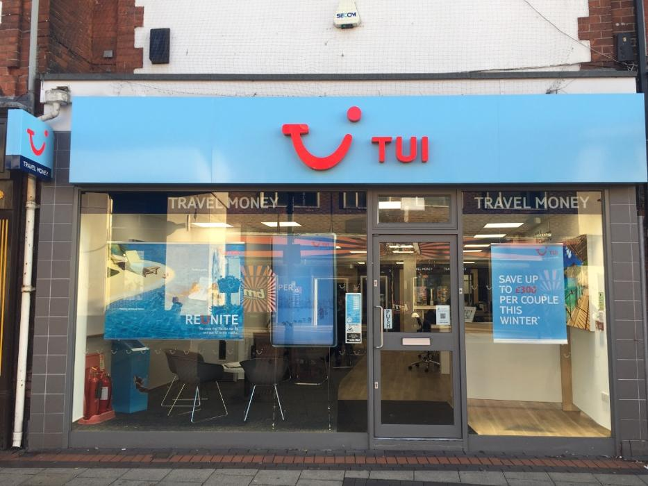 Tui Holiday Store 71 High Street Scunthorpe Tui Uk