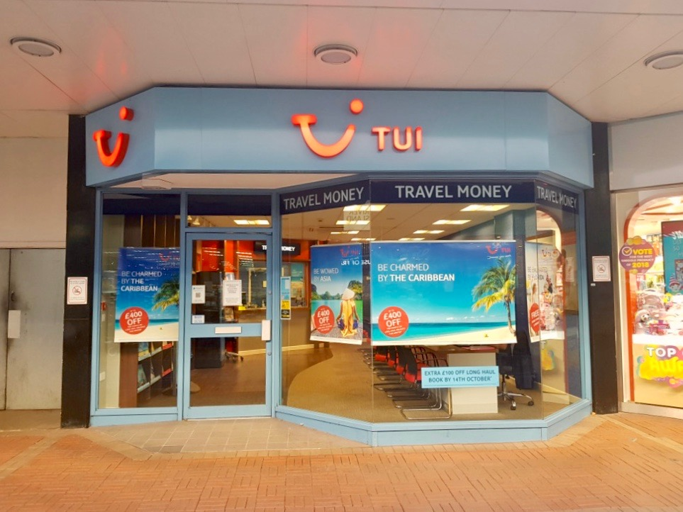 TUI Holiday Store - Cwmbran, Gwent NP44 1PU - 01633 867311 | ShowMeLocal.com