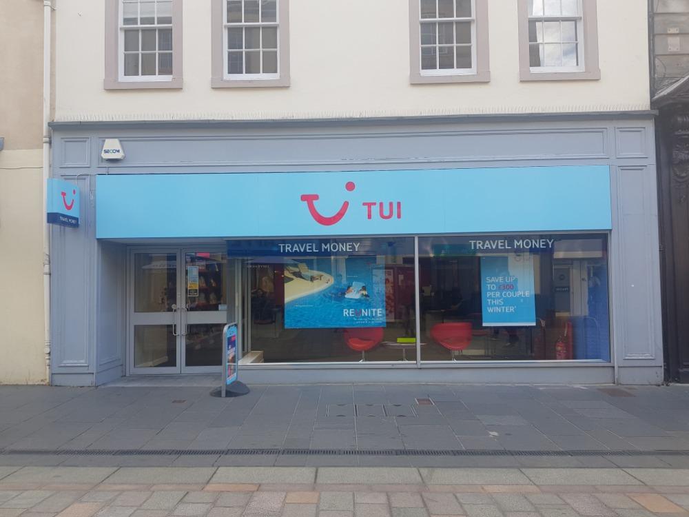 TUI Holiday Store - Perth, Perthshire PH1 5TJ - 01738 634941   ShowMeLocal.com