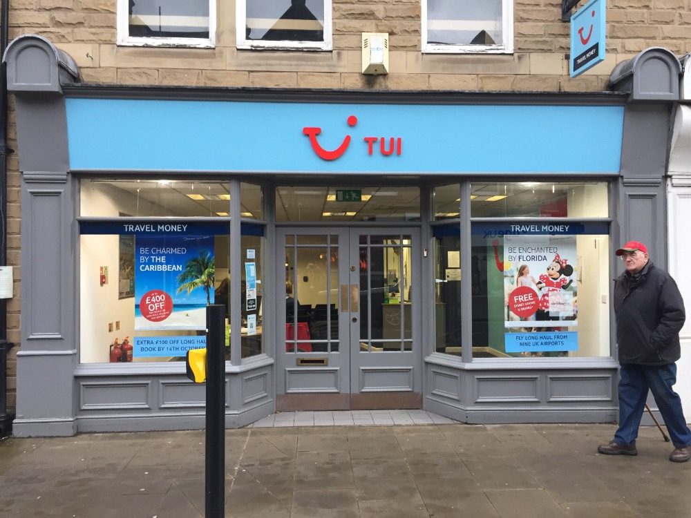 TUI Holiday Store - Matlock, Derbyshire DE4 3AQ - 0162956226 | ShowMeLocal.com